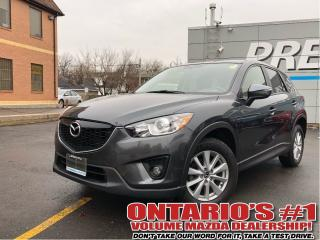 Used 2015 Mazda CX-5 GS-AWD,NAV,BACKUP CAM,SUNROOF/1.99,C.P.O!!! for sale in Toronto, ON
