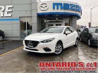 Used 2015 Mazda MAZDA3 GS-ALLOYS, BLUETOOTH/1.99%, C.P.O!!! for sale in Toronto, ON
