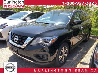 New 2019 Nissan Pathfinder S for sale in Burlington, ON