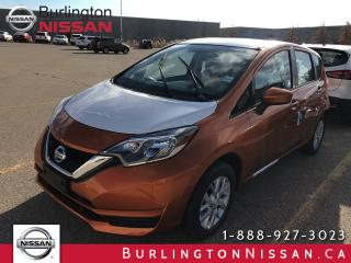 New 2019 Nissan Versa Note SV for sale in Burlington, ON