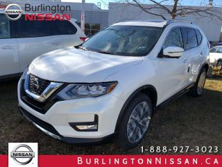 New 2019 Nissan Rogue SL for sale in Burlington, ON