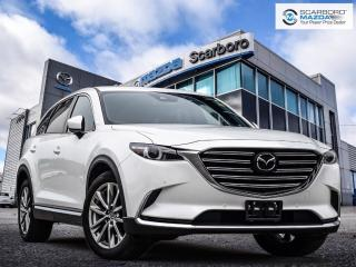 Used 2019 Mazda CX-9 GT|SIGNATURE|0.99% FINANCE|DEMO for sale in Scarborough, ON