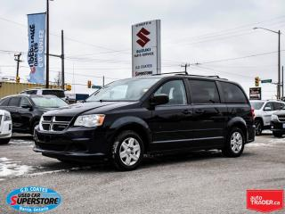 Used 2011 Dodge Grand Caravan SE ~Full Stow 'N Go ~Rear Air for sale in Barrie, ON
