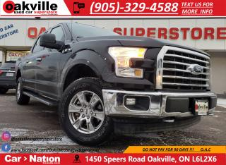 Used 2017 Ford F-150 XLT | XTR CREW CAB | 5.0L | B/U CAM | 5.5 FT BOX for sale in Oakville, ON