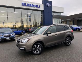 Used 2018 Subaru Forester 2.5i Touring - 12, 000 Kms for sale in Port Coquitlam, BC