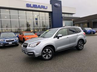 Used 2018 Subaru Forester 2.5i Touring - 13,000 Kms for sale in Port Coquitlam, BC