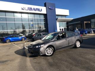 Used 2018 Subaru Impreza Touring - 13463 Kms for sale in Port Coquitlam, BC