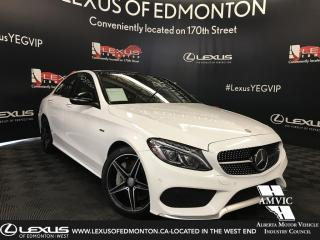 Used 2016 Mercedes-Benz C-Class C 450 AMG for sale in Edmonton, AB