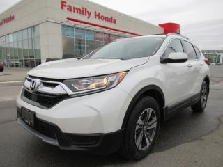 Used 2018 Honda CR-V LX, BACK UP CAM, ECO MODE! for sale in Brampton, ON