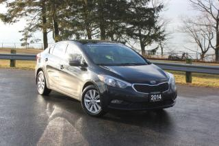 Used 2014 Kia Forte 4dr Sdn for sale in Oshawa, ON
