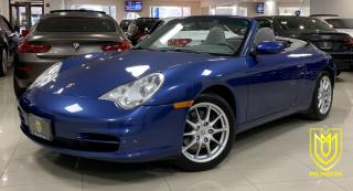 Used 2002 Porsche Carrera Cabriolet for sale in North York, ON