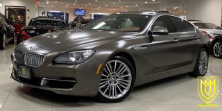 Used 2014 BMW 6 Series 650i xDrive|Gran Coupe for sale in North York, ON