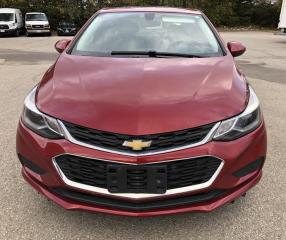 Used 2017 Chevrolet Cruze LT AUTO for sale in Kitchener, ON