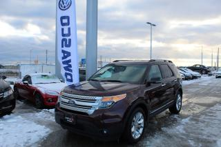 Used 2012 Ford Explorer XLT for sale in Whitby, ON