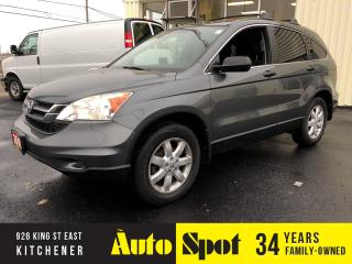 Used 2010 Honda CR-V LX/LOW, LOW KMS/PRICED-QUICK SALE! for sale in Kitchener, ON