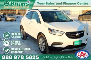 Used 2018 Buick Encore Preferred w/Mfg Warranty for sale in Saskatoon, SK