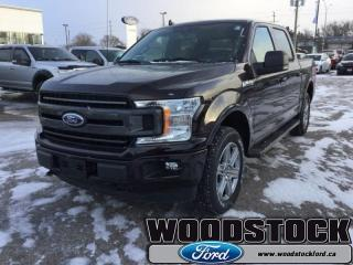 New 2019 Ford F-150 XLT  302A, SUPERCREW, NAV for sale in Woodstock, ON