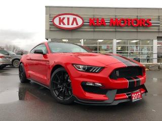 Used 2017 Ford Mustang Shelby GT350,nav, for sale in Peterborough, ON