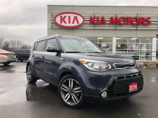 Used 2016 Kia Soul SX, luxury, nav, psunroof, back up camera for sale in Peterborough, ON