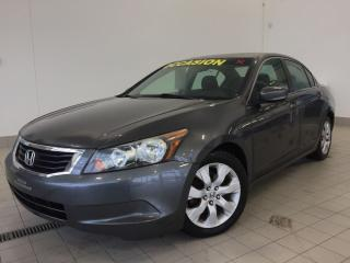 Used 2008 Honda Accord EX-L NAVIGATION for sale in Terrebonne, QC