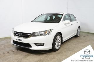 Used 2013 Honda Accord Touring V6 A6 for sale in Laval, QC