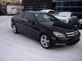 Used 2013 Mercedes-Benz C-Class C 250 for sale in Montréal, QC
