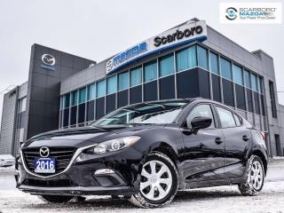 Used 2016 Mazda MAZDA3 REAR CAMERA|ACCIDENTS FREE for sale in Scarborough, ON