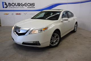 Used 2009 Acura TL V6, Cuir for sale in Rawdon, QC