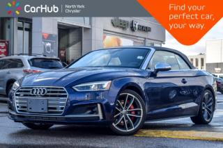 Used 2018 Audi S5 Cabriolet Technik|AWD|Nav|Backup Cam|Keyless_Entry|Bluetooth|19