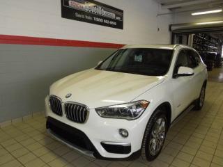 Used 2018 BMW X1 Xdrive28i/gr Premium for sale in Terrebonne, QC