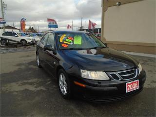 Used 2006 Saab 9-3 AUTO for sale in Breslau, ON