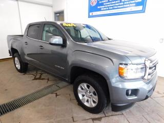Used 2018 GMC Canyon SLE CREW CAB 4WD for sale in Listowel, ON