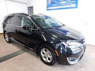 Used 2017 Chrysler Pacifica Touring-L Plus LEATHER NAVI for sale in Listowel, ON