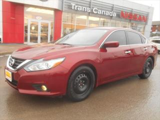 Used 2018 Nissan Altima 2.5 SV for sale in Peterborough, ON