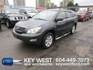 Used 2007 Lexus RX 350 4WD Sunroof Leather Heated Seats for sale in New Westminster, BC