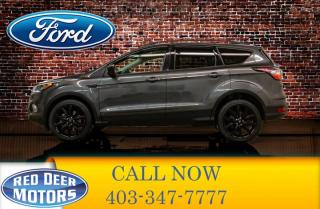 Used 2017 Ford Escape AWD SE Nav BCam for sale in Red Deer, AB