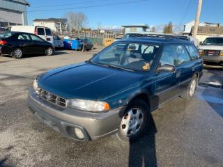 Used 1996 Subaru Legacy 5dr Wgn OW Outback Auto 2.5L AWD for sale in Surrey, BC