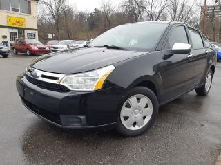 Used 2010 Ford Focus SE for sale in Dundas, ON