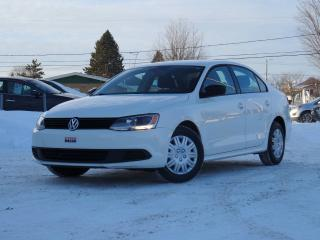 Used 2012 Volkswagen Jetta TRENDLINE PLUS + A/C + SIÈGES CHAUFF. + for sale in Magog, QC