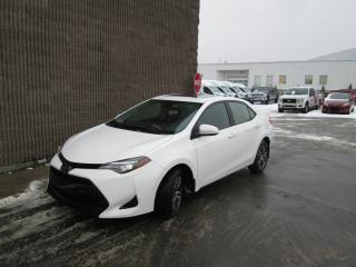 Used 2018 Toyota Corolla LE AUTO for sale in Gatineau, QC