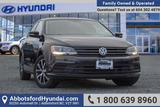 Used 2016 Volkswagen Jetta 1.4 TSI Comfortline BC OWNED for sale in Abbotsford, BC