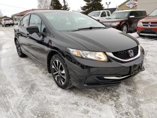 Used 2014 Honda Civic EX for sale in Kemptville, ON