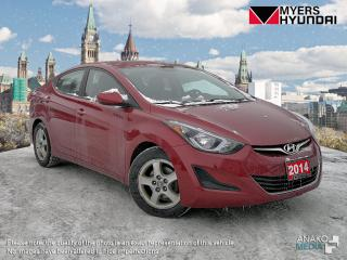 Used 2014 Hyundai Elantra GLS M/T for sale in Bells Corners, ON