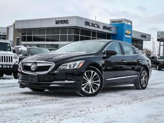Used 2017 Buick LaCrosse for sale in Ottawa, ON