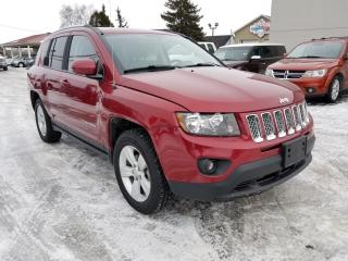 Used 2014 Jeep Compass Sport/North Leather for sale in Kemptville, ON