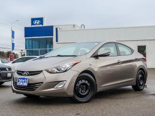 Used 2013 Hyundai Elantra for sale in London, ON