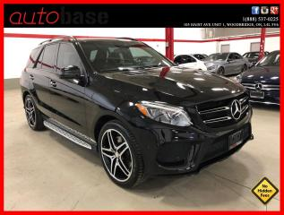 Used 2017 Mercedes-Benz GLE GLE400 AMG NIGHT PREMIUM LED for sale in Vaughan, ON