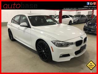 Used 2017 BMW 3 Series 330i xDrive NAVIGATION M-SPORT CLEAN CARFAX for sale in Vaughan, ON