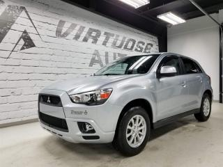 Used 2012 Mitsubishi RVR SE + BAS MILLAGE for sale in Rimouski, QC