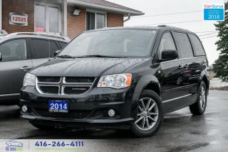 Used 2014 Dodge Grand Caravan SERVICE RECORDS WARRANTY CERTIFIED NEW TIRES CLEAN for sale in Bolton, ON